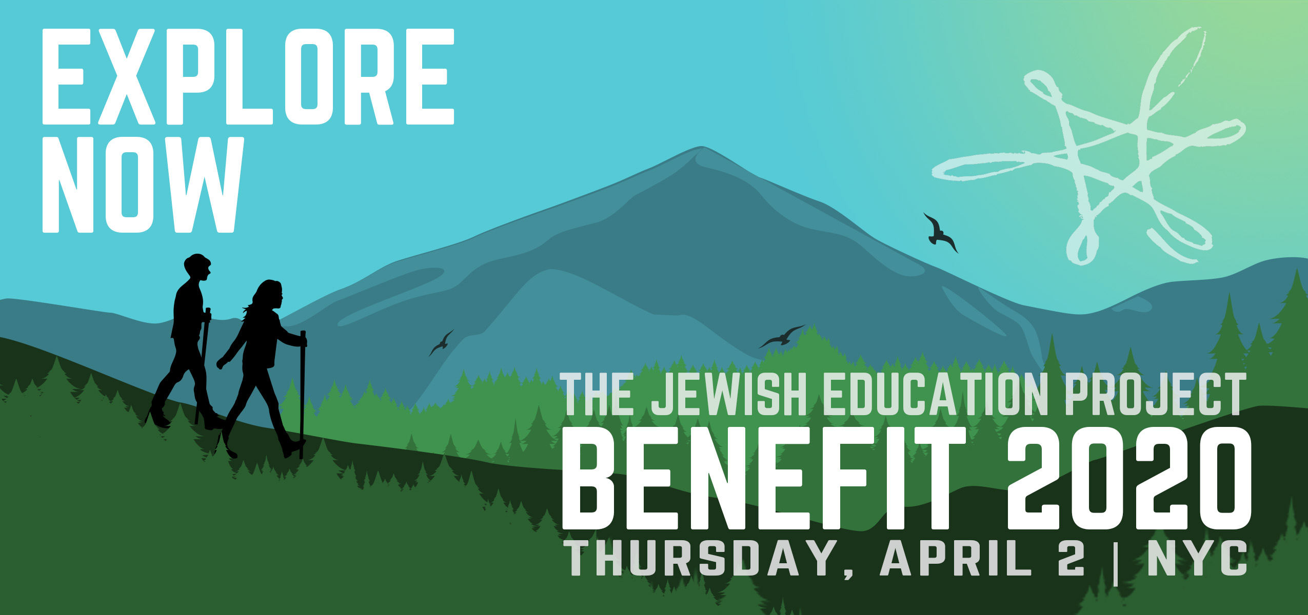 The Jewish Education Project Benefit 2020 is April 2nd in New York City.