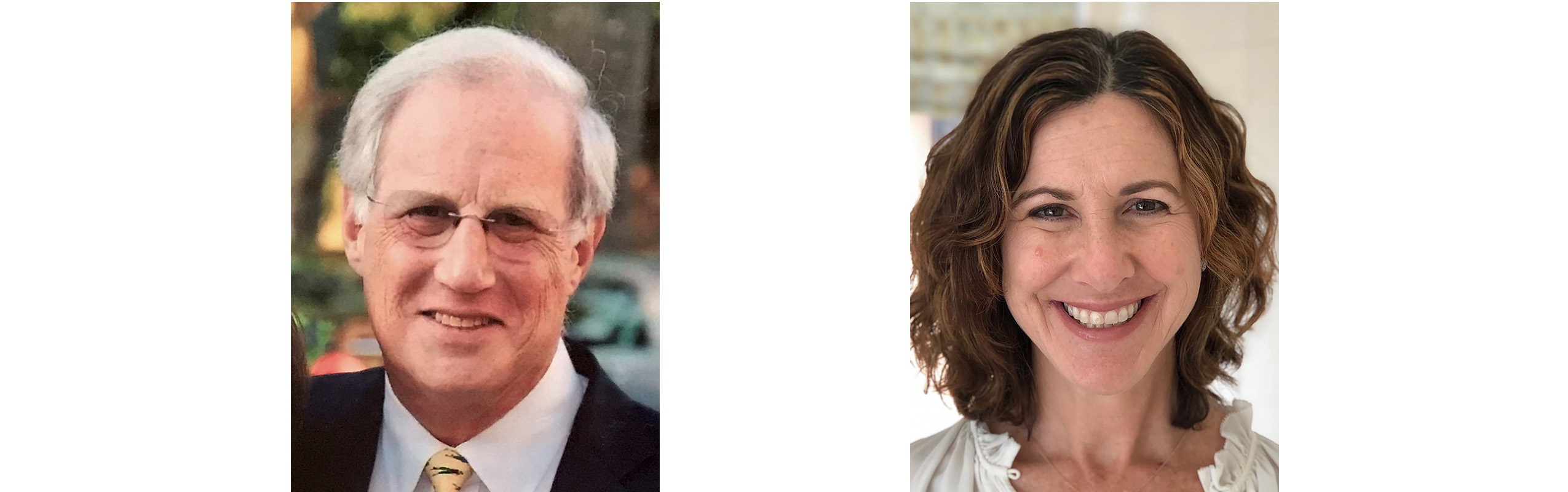 Benefit 2020 Honorees - Fred Claar and Lois Kohn-Claar