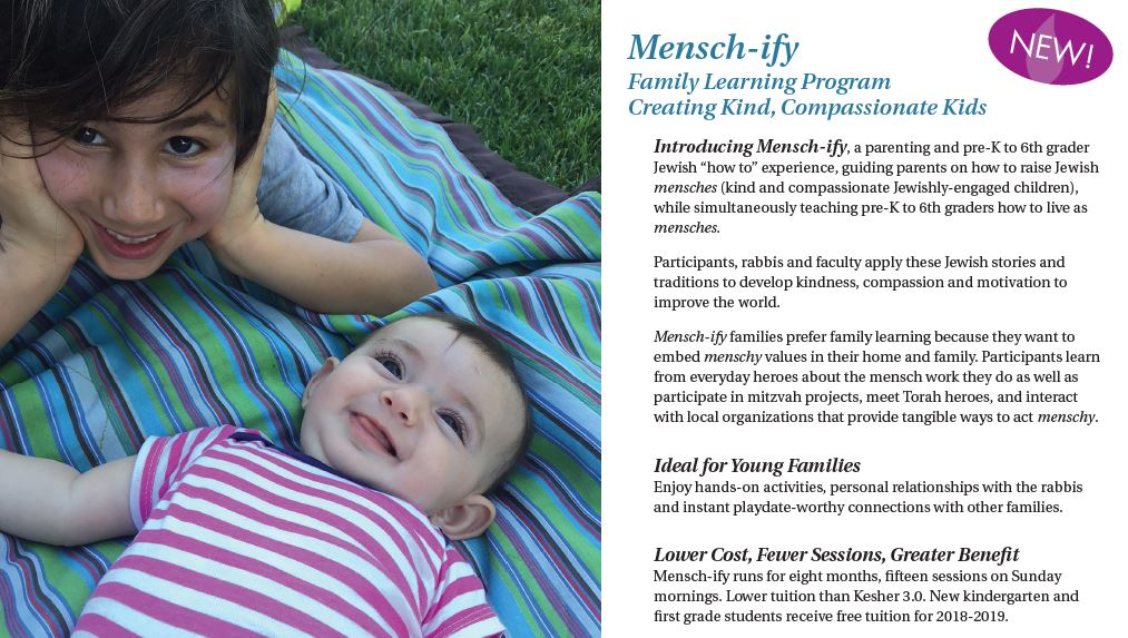 Mench-ify Brochure image