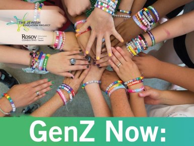 GenZ Now Research Report cover (coming in June 2019)