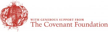 With Generous Support From The Covenant Foundation