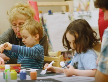 Multi-generational arts-based learning