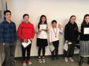 Six contestants from The Jewish Education Project's Annual Yeshiva Day School Spelling Bee will compete in the New York Daily News Spelling Bee.